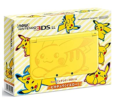 PRE ORDER, Japanese Limited Edition Pikachu NEW 3ds xl, FREE MOTHERBOARD SWAP