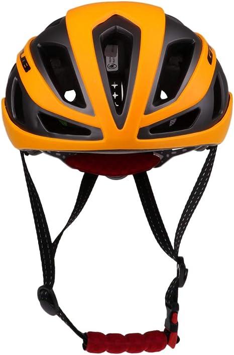 Sharplace Hombre Mujer Bicicleta Casco, Casco de Bicicleta Casco ...