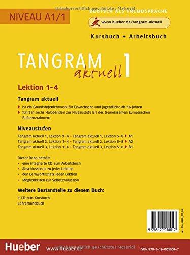tangram aktuell 1 lektion 1 4 deutsch als fremdsprache kursbuch