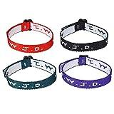 Rhode Island Novelty W.W.J.D. Webbing Bracelets