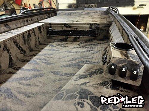 Camo Paint Boats (Redleg Camo DSEPTA camo stencil kit)