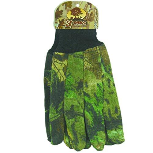 3oak's Camouflage Jersey Gloves