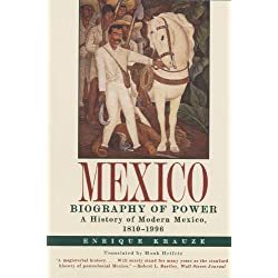 Mexico: Biogaphy of Power (English Edition)