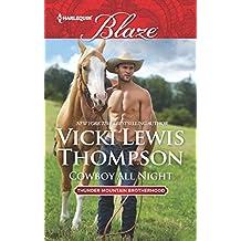 Cowboy All Night (Thunder Mountain Brotherhood)
