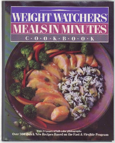 Weight Watchers' Meals in Minutes - Watchers Weight Meals