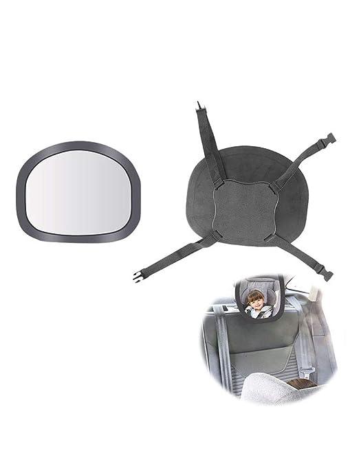 cineman - Espejo retrovisor de Seguridad para bebé (360 ...