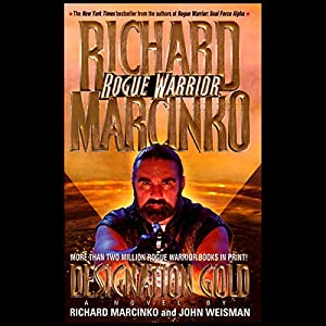 Rogue Warrior: Designation Gold Audiobook