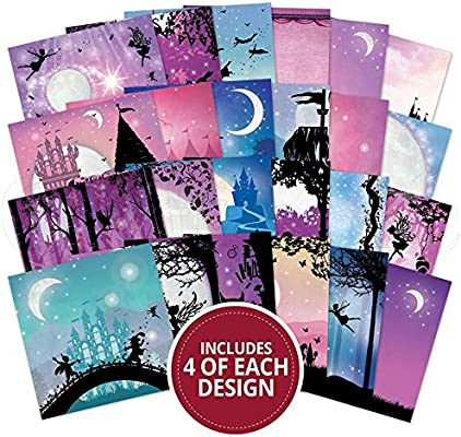 Once Upon A Twilight Hunkydory in a Land Far Far Away Topper Set