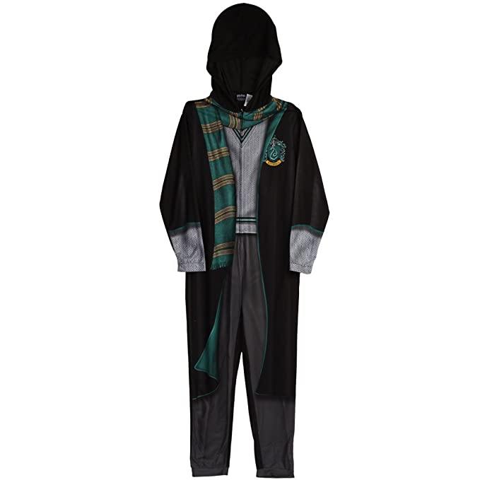 Amazon.com: Harry Potter Slytherin de de los hombres Suit ...