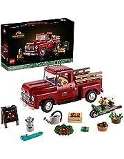 LEGO 10290 Pick-uptruck Bouwset voor Volwassenen, Verzamelmodel, Creatieve Hobby's Cadeau-idee voor volwassenen