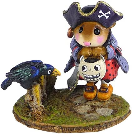 Wee Forest Folk M-532 Curious Crow