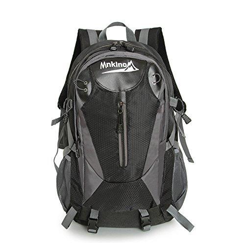 Bergsteigen wandern Rucksack Tasche Outdoor Klettern Bergsteigen Reisen Camping wasserdichte Unisex shockproof Taschen , rot