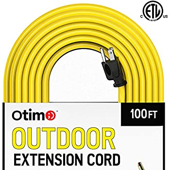 Coleman Cable 02409 14 3 Sjtw Vinyl Outdoor Extension Cord