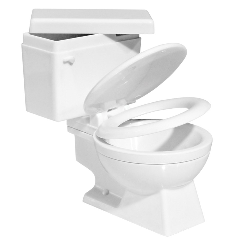 Hardcore Toilet for WWE Wrestling Action Figures