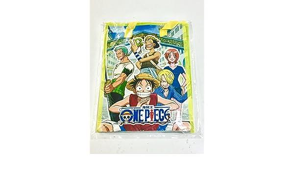 One Piece Bolsa de compras ECO (amarillo): Amazon.es: Hogar