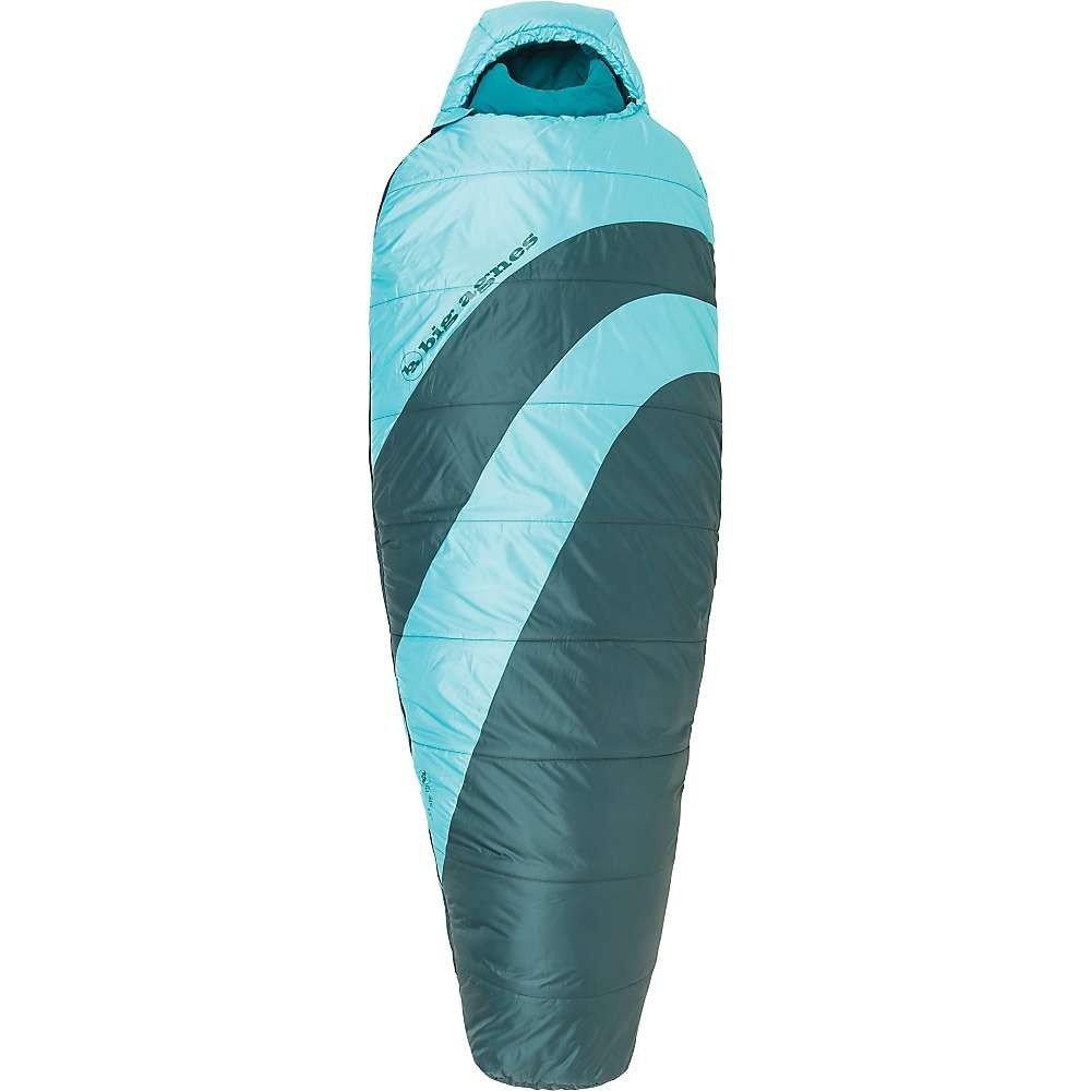 (ビッグアグネス) Big Agnes レディース ハイキング登山 Elsie 15 Degree Sleeping Bag [並行輸入品] B079Q6QYY6   PETITE/RIGHTZIP