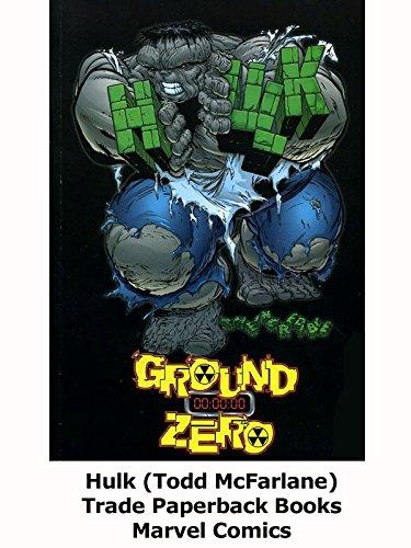 Comic Incredible Hulk - Review: Hulk (Todd McFarlane) Trade Paperback Books Marvel Comics