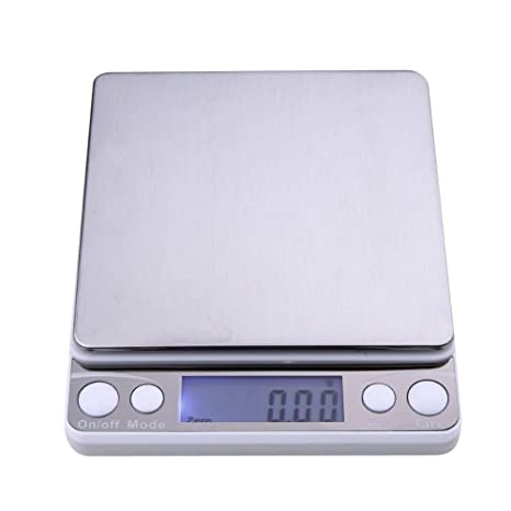 d13e86c0c96f LALICORP 500g x0.01g Precision Digital Pocket Gram Scale Stainless ...