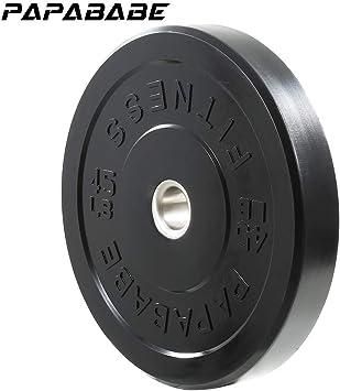 25lb Bumper Weight Plate 2 Inch