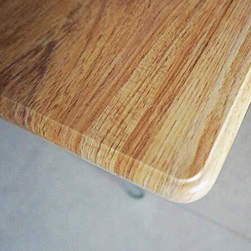 CWJ Mesa pequeña para el hogar Mesa de Pared Plegable con Mesa abatible Cocina de Comedor Simple Cama Creativa Mesa...