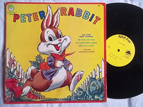 Easter Bunny Parade (Peter Rabbit and Other Bunny Favorites (The Polka Dot Eggs / The Easter Bunny Parade / Ming Toy's Easter) [LP)