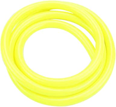 WOOSTAR Colorful Fuel Tube Hose 5mm Inner Dia Performance for for Moped Scooter Dirt Bike ATV Pink