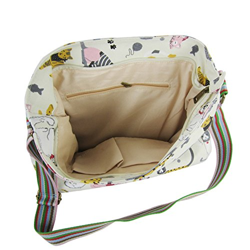 Messenger ELEPHANT CRITTERS Cat London Blue CAT Body Ladies School NEW D Bags WHALE RABBIT Cross Bag Bag UNICORN Mix MIXED UMBERILLA Canvas Craze Girls ANCHOR fqUx8w8Av
