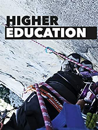 Higher Education: A Big Wall Manual (English Edition)