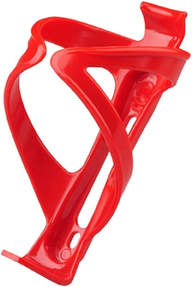 Set of 3 (Black, Red, Blue) Cycling Bike Bicycle Drink Water Bottle Holder Cage Rack
