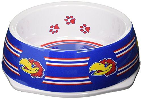 - Sporty K9 Collegiate Kansas Jayhawks Pet Bowl, Large