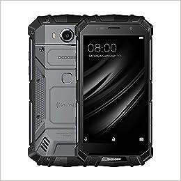 DOOGEE S60 IP68 Waterpoof a prueba de polvo teléfono móvil 5580mAh ...