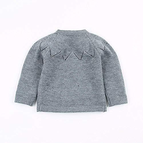 3caa79888 Jchen(TM) Toddler Baby Boy Girl Autumn Winter Long Sleeve Sweaters ...