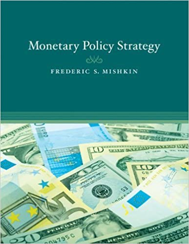 Book Monetary Policy Strategy (MIT Press) by Frederic S. Mishkin (2009-08-21)