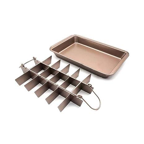 Producto satisfactorio Molde de pastel de acero inoxidable ...