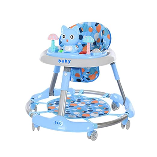 JINGMEI Andador para Bebés Andador Multifuncional para ...