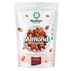 NULLIAV | Mediterranean Almond Milk Powder Original