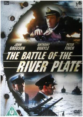 The Battle Of The River Plate Dvd 1956 Amazon Co Uk John