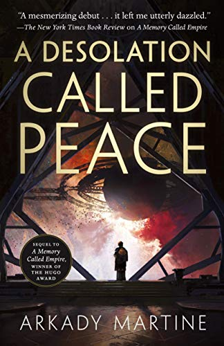 Book Cover: A Desolation Called Peace
