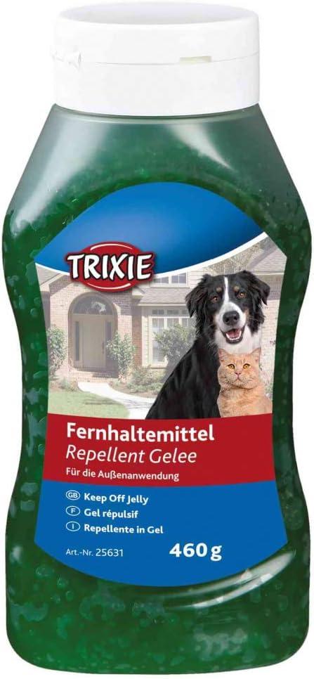 TRIXIE Repelente Keep Off, Gelatina, 460 g, Perro