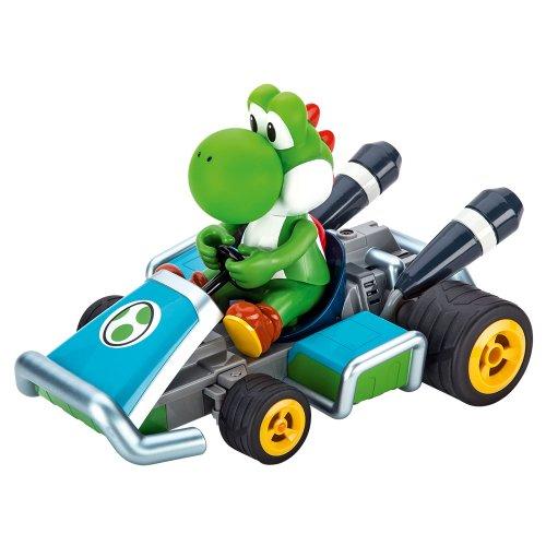 Carrera Suspension (Carrera Mario 7 Yoshi 2.4 Ghz Servo Tronic Kart, 1:16 Scale)