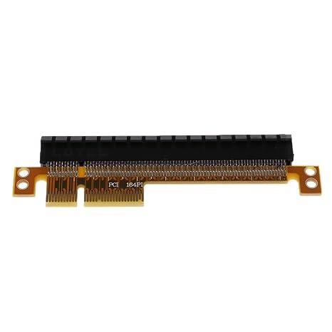 SM SunniMix PCIE PCI-Express 4X A 16X Tarjeta De Extensión ...