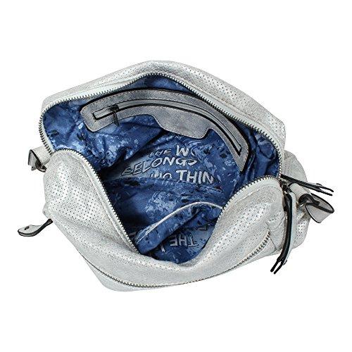 Suri Frey Damen Handtasche Romy No.10 silber NLinv