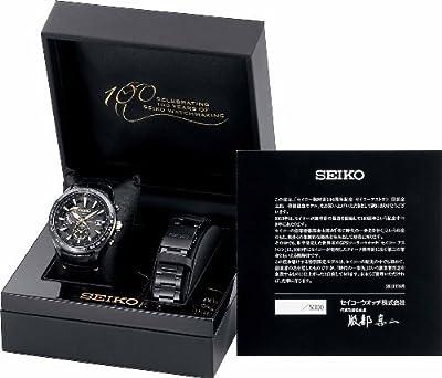 Men's Seiko Astron GPS Collection SAST100