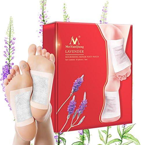 Allbesta Detox Pads Fußpflaster Detox-Pflaster Fusspflaster 10 Vitalpflaster Foot Pads Vital-Pflaster für Ihre...
