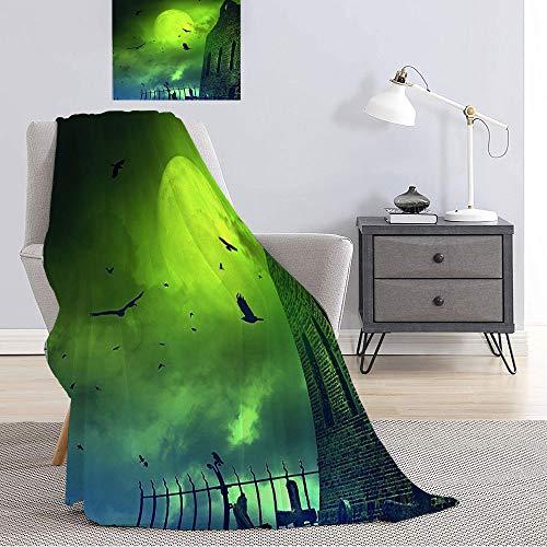 SATVSHOP Bed Blanket Queen Size-60