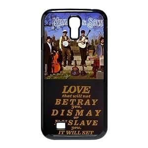 Gators Florida USA Famous Folk Rock Band Mumford & Sons Babel Samsung Galxy S4 I9500/I9502 Hard Plastic Phone Case