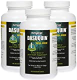 3-PACK Dasuquin for Small/Medium Dogs under 60 lbs. with MSM (450 Chews), My Pet Supplies