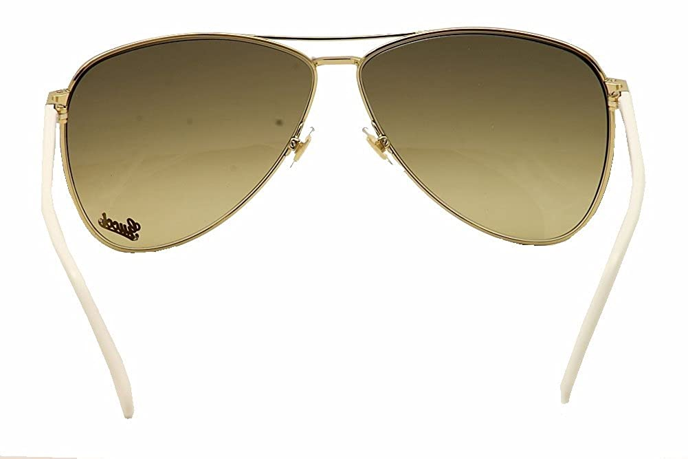 Amazon.com: Gucci gg4209/S – Gafas de sol, Dorado: Gucci: Shoes
