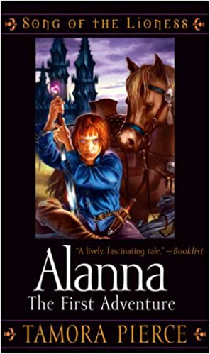 Download online Alanna (Turtleback School & Library Binding Edition) (Song of the Lioness (Prebound)) PDF, azw (Kindle)