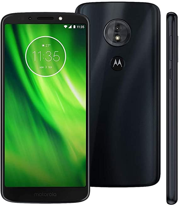 Motorola Smartphone Desbloqueado Moto G6 Play Xt1922-5 32Gb 5.7 ...